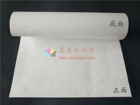白色雞皮紙 白色條紋紙